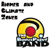 """""""Biomes and Climate Zones"""" (MP3 - song)"""