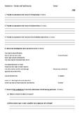 Biomes and Food Security Worksheet 4