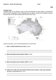 Biomes and Food Security Worksheet 5