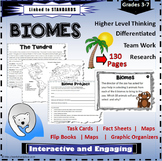 Biomes and Habitats Teaching Ideas and Resources