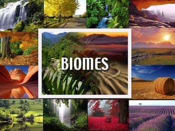 Biomes of the World!