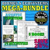 Biomes of the World: MEGA-BUNDLE PACK