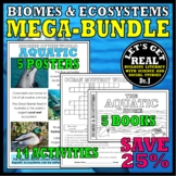 Biomes and Ecosystems: MEGA-BUNDLE PACK