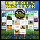Biomes of the World: POSTER SET