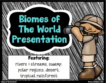 Biomes of the World Presentation - PDF