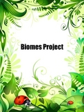 Biomes of the World Project