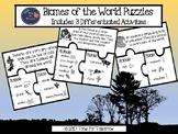 Biomes of the World Puzzles & Activities