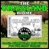 Biomes of the World: THE GRASSLAND BIOME