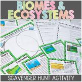 Ecosystems Scavenger Hunt Printable & Digital   Google