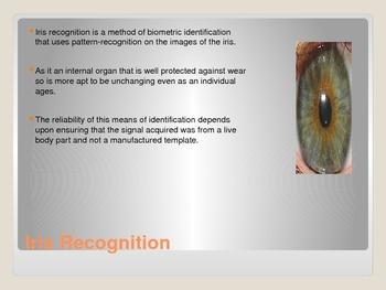 Biometric Identities