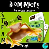 Frogs - STEAM, Biomimicry