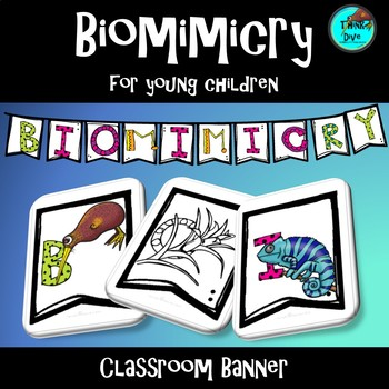 Biomimicry Classroom Banner
