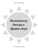 Biomimicry: Design A Shelter Unit