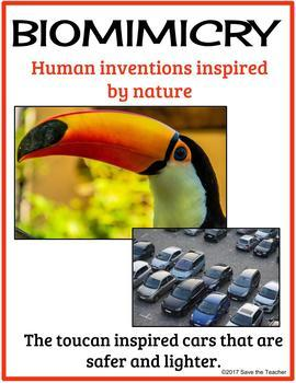 Biomimicry: Learning from Animals and Plants: Standard Edition #2