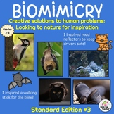 Biomimicry: Learning from Animals and Plants: Standard Edition #3