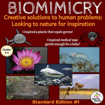 Biomimicry: Learning from Animals and Plants: Standard Edition #1