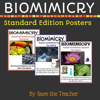 Biomimicry Posters