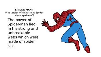 Biomimicry -Spider Silk