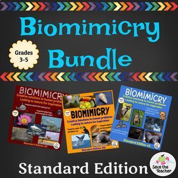 Biomimicry: Standard Edition Bundle