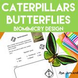 Caterpillars & Butterflies - STEAM, Biomimicry