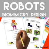 Robots  - STEAM, Biomimicry