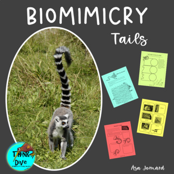 STEM - Biomimicry for Young Children - Tails - Montessori Inspired