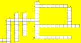 Biomolecule Crossword