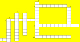 Biomolecule Crossword