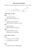 Biomolecule Foldable
