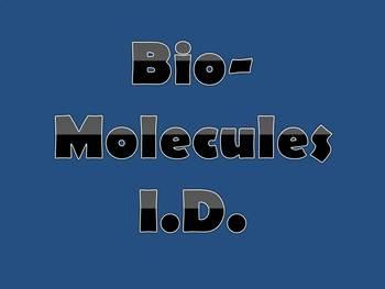 Biomolecules ID