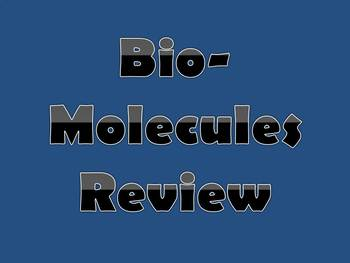 Biomolecules Review