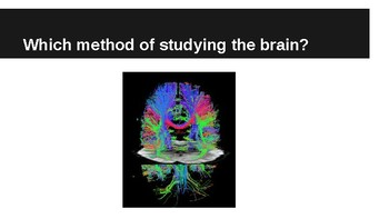 Biopsychology Biological Psychology - How We Study the Brain PPT or Review