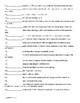 Biopsychology Part I Quiz or Worksheet for Psychology