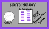 Biotechnology bundle from the amoeba sisters video bundle
