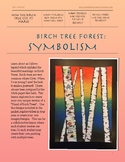 Birch Trees and Symbolism- Native American Art