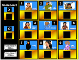 The Birchbark House - Hollywood Squares Review Chapters 9-12