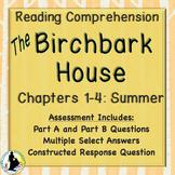 The Birchbark House Test Chapters 1-4 (Summer)