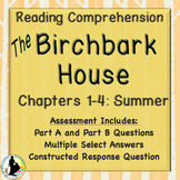 The Birchbark House Test Chapters 1-4 (Summer)