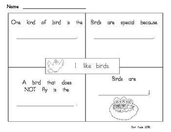 Bird 4 Square