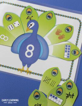 Bird Activities Bundle:  Activities for preschool and kindergarten