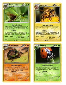 "Insect and Arachnid ""Pokemon"" Awards"