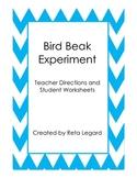 Bird Beak Experiment