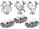 Bird Beginning Letter Sounds and Alphabet Tracing