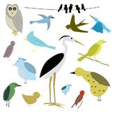 Bird Birds Clipart 300 DPI Vector JPG Files nature wildlif