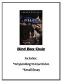 Bird Box Movie Quiz