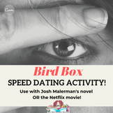 Bird Box Speed Dating Analysis: book by Josh Malerman OR Netflix movie