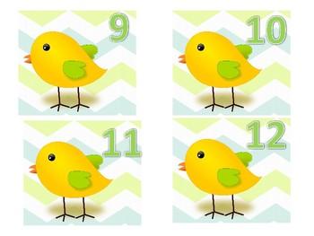 Bird Calendar Dates