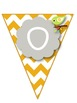 *Bird & Chevron* Word Wall Banner