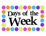 Bird Classroom Theme - Door,Days of the week, Weather, Loc