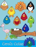 Bird Clip Art -For the Birds Clip Art Collection